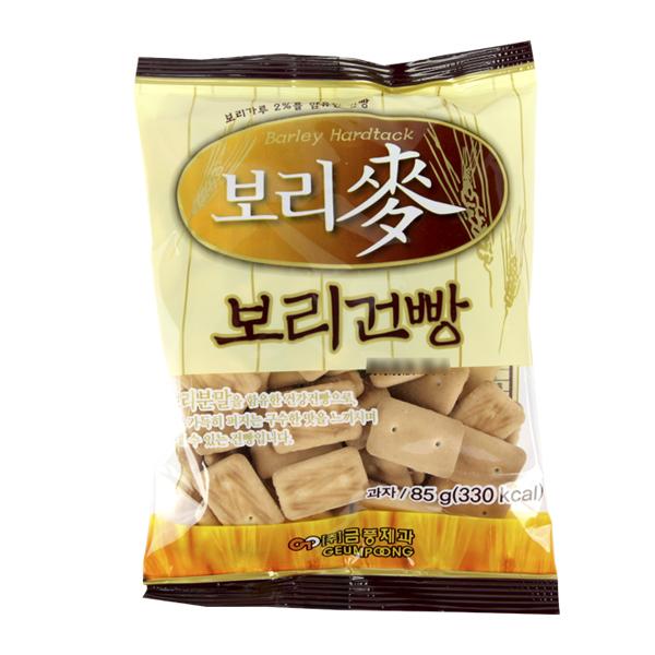 금풍제과 보리맥건빵85g이식사