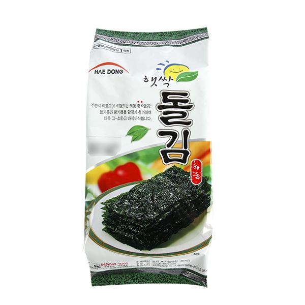 해동식품 햇싹돌김30g이식사