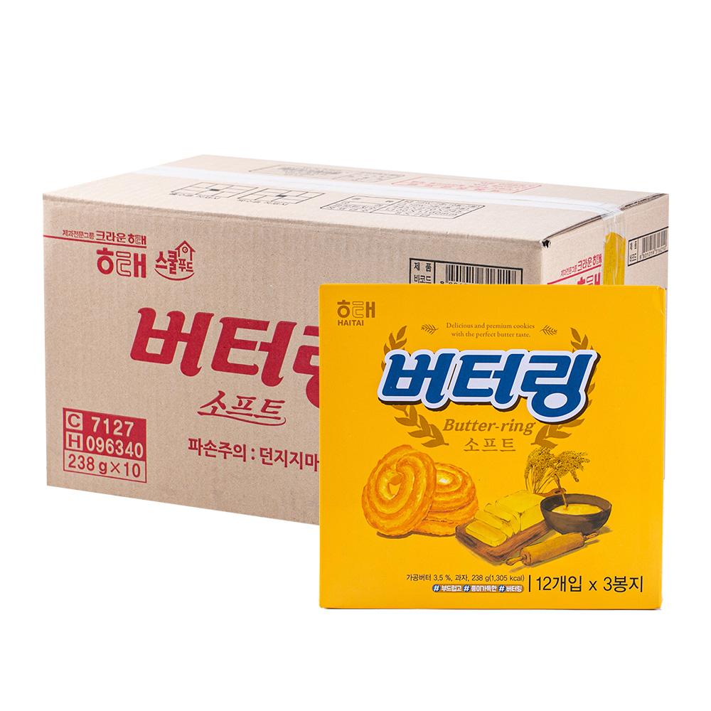 해태 버터링302g(12개)이식사