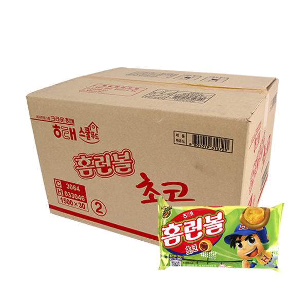 해태 홈런볼 초코46g(30개)이식사