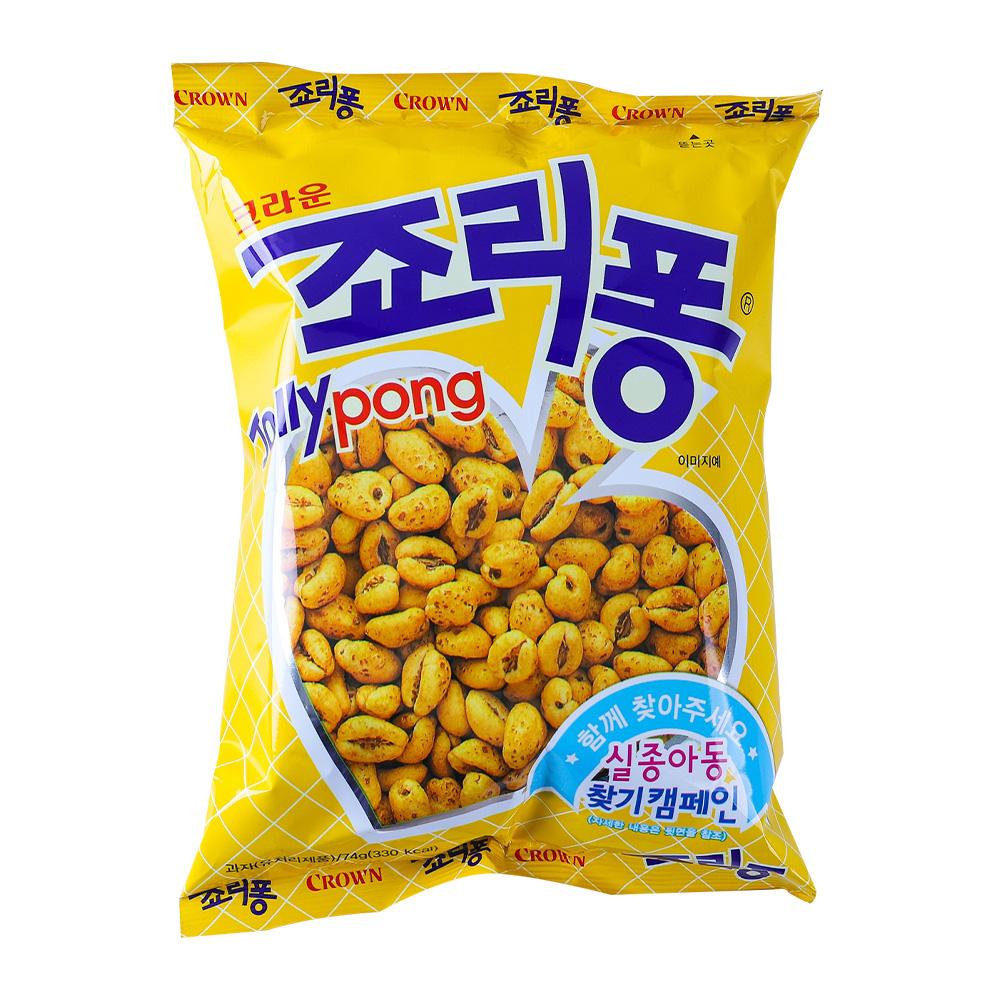 크라운 죠리퐁74g이식사