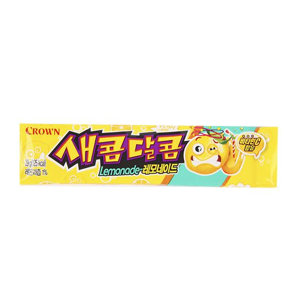 크라운 새콤달콤레몬 29g이식사