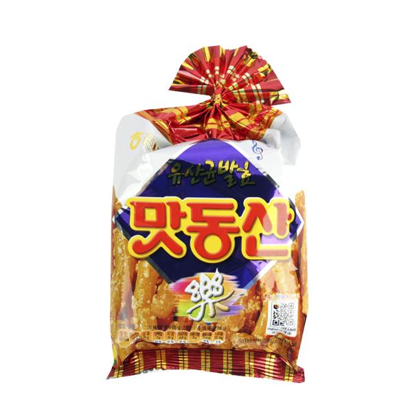 해태 맛동산90g이식사
