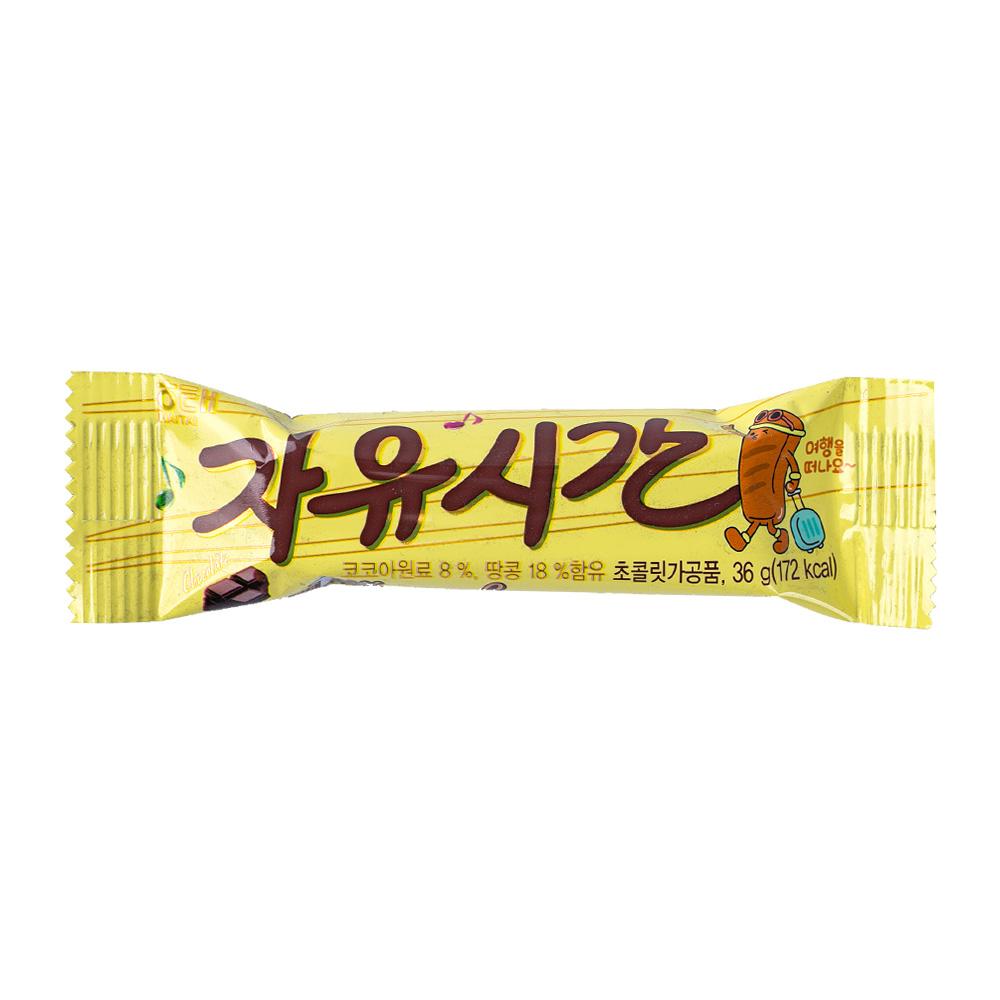 해태 자유시간리얼36g이식사