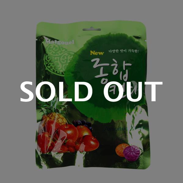 맛고을 종합캔디 100g