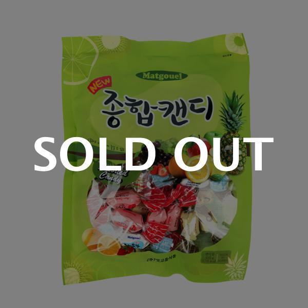 맛고을 종합캔디 300g