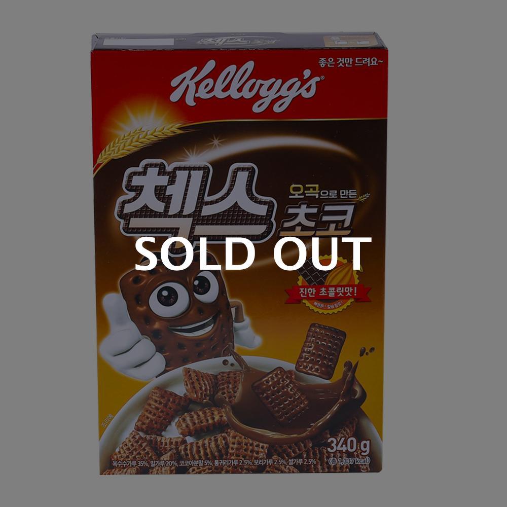 켈로그 오곡첵스초코 340g이식사