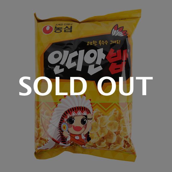 농심 인디안밥150g이식사