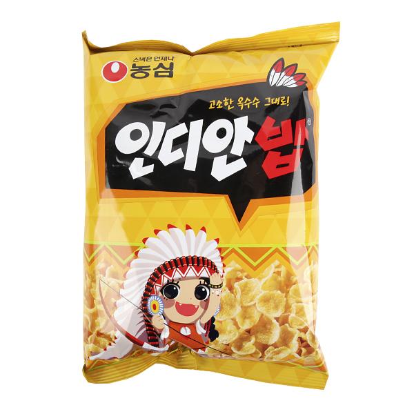 농심 인디안밥83g이식사