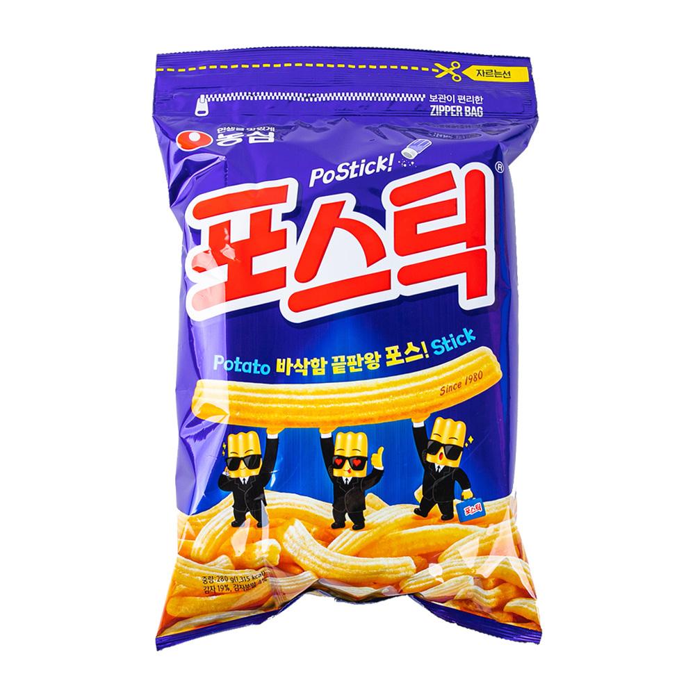 농심 포스틱270g이식사