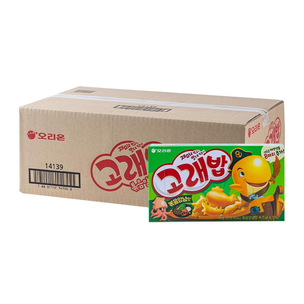 오리온 고래밥 40g(30개)이식사