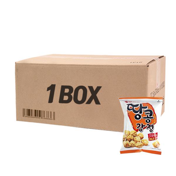 오리온 땅콩강정 80g(12개)이식사