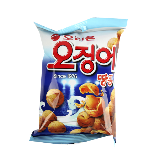 오리온 오징어땅콩 98g이식사