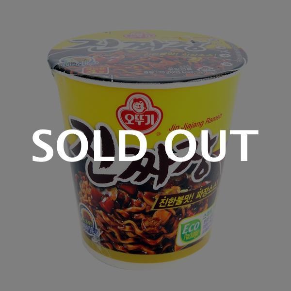 오뚜기 진짜장미니컵 70g이식사