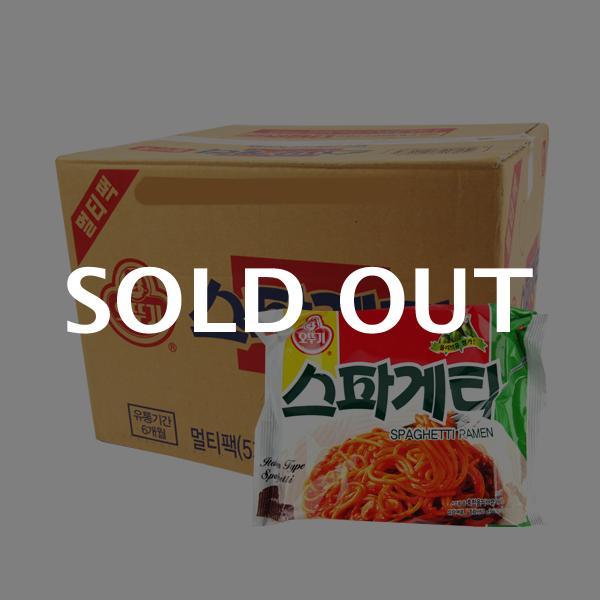 오뚜기 스파게티150g(40개)이식사