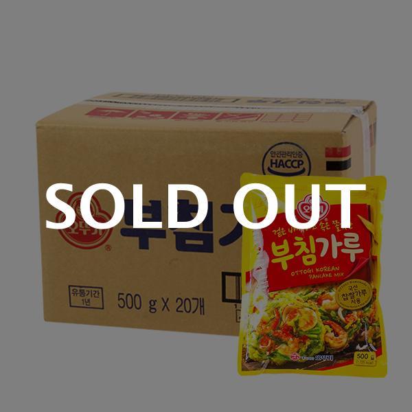 오뚜기 부침가루500g(20개)이식사