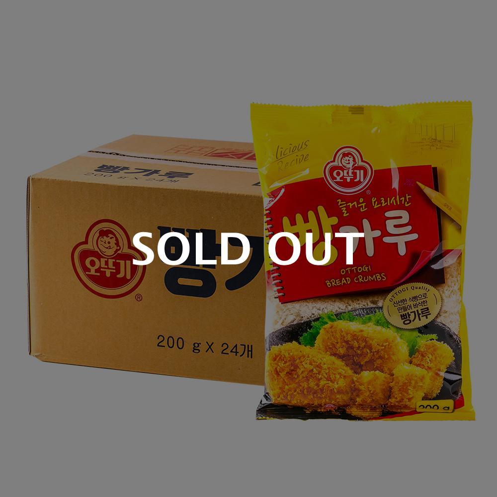 오뚜기 빵가루200g(24개)이식사