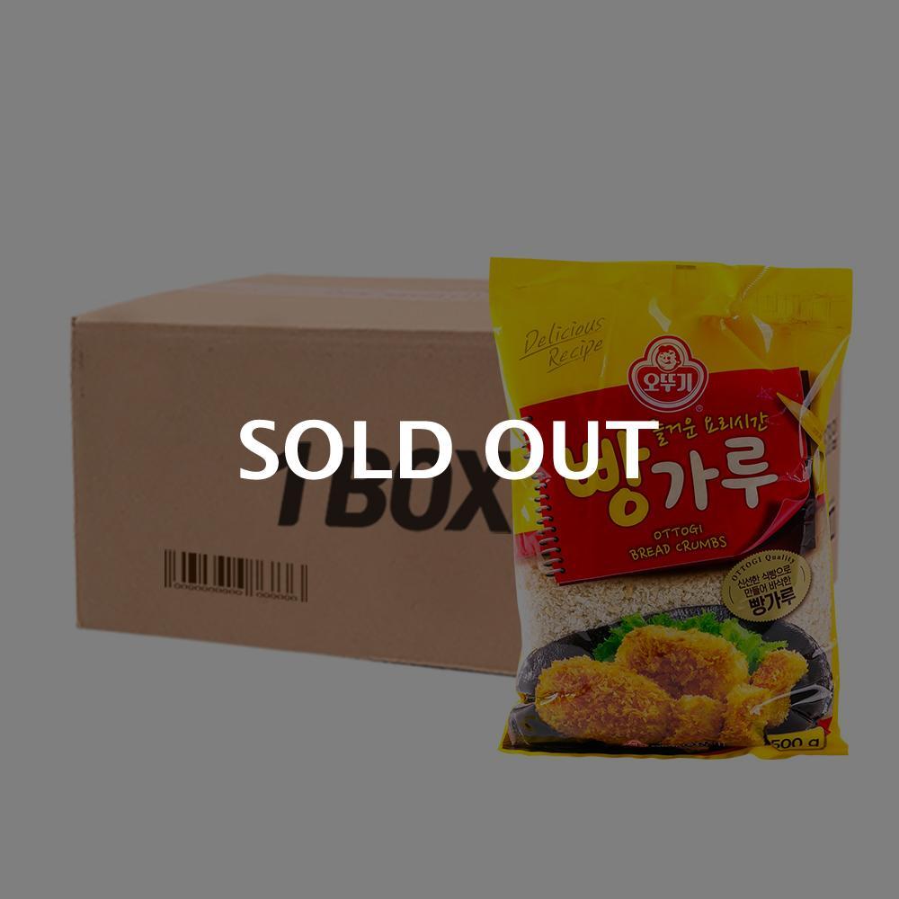 오뚜기 빵가루500g(12개)이식사