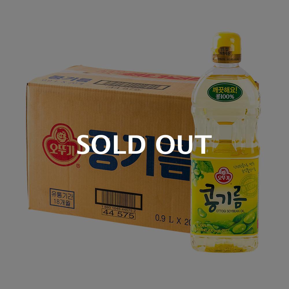 오뚜기 식용유900ml(20개)이식사