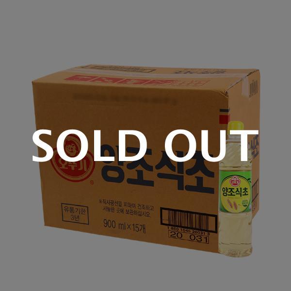 오뚜기 양조식초900ml(15개)이식사