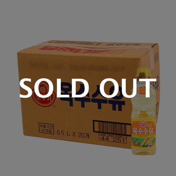 오뚜기 옥수수유500ml(20개)이식사