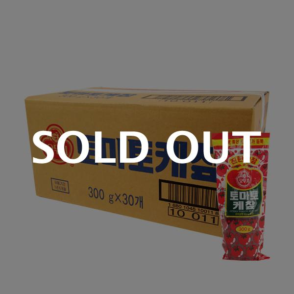 오뚜기 토마토케찹300g(30개)이식사