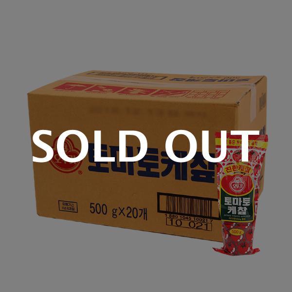 오뚜기 토마토케찹500g(20개)이식사