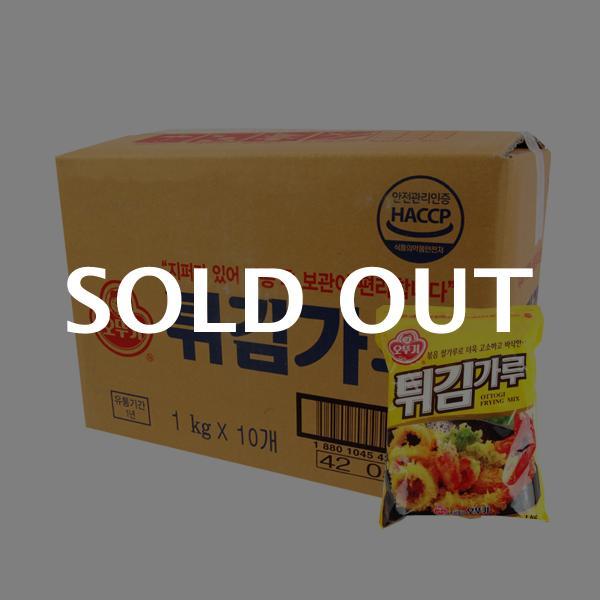 오뚜기 튀김가루1kg(10개) (박스)이식사