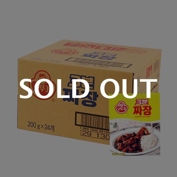 오뚜기 3분짜장200g(24개)이식사