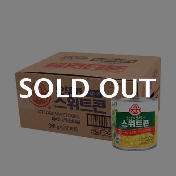 오뚜기 스위트콘 340g(24개)이식사