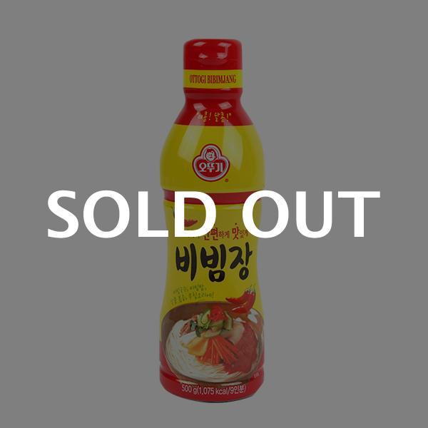 오뚜기 비빔장500g이식사