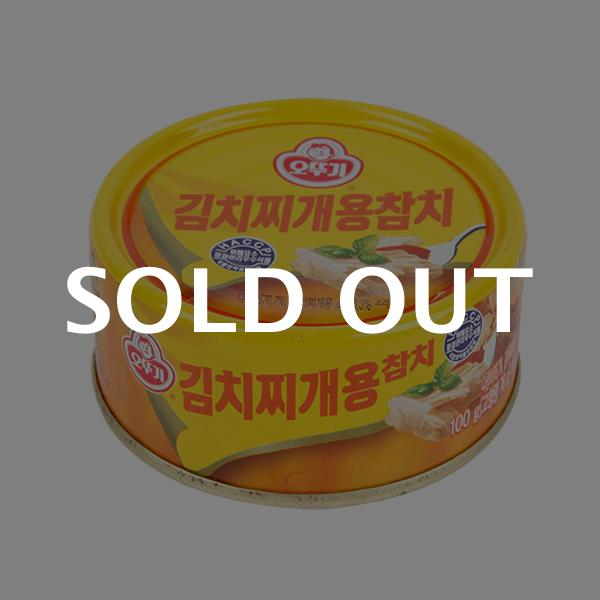 오뚜기 김치찌개용참치100g이식사