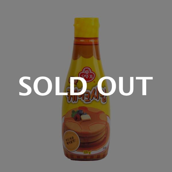 오뚜기 달콤한케이크시럽220g이식사