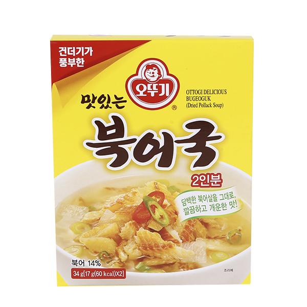 오뚜기 북어국34g이식사