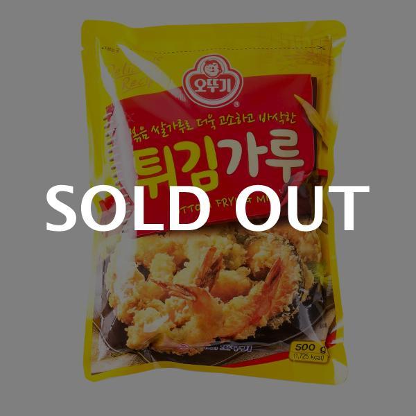 오뚜기 튀김가루500g이식사