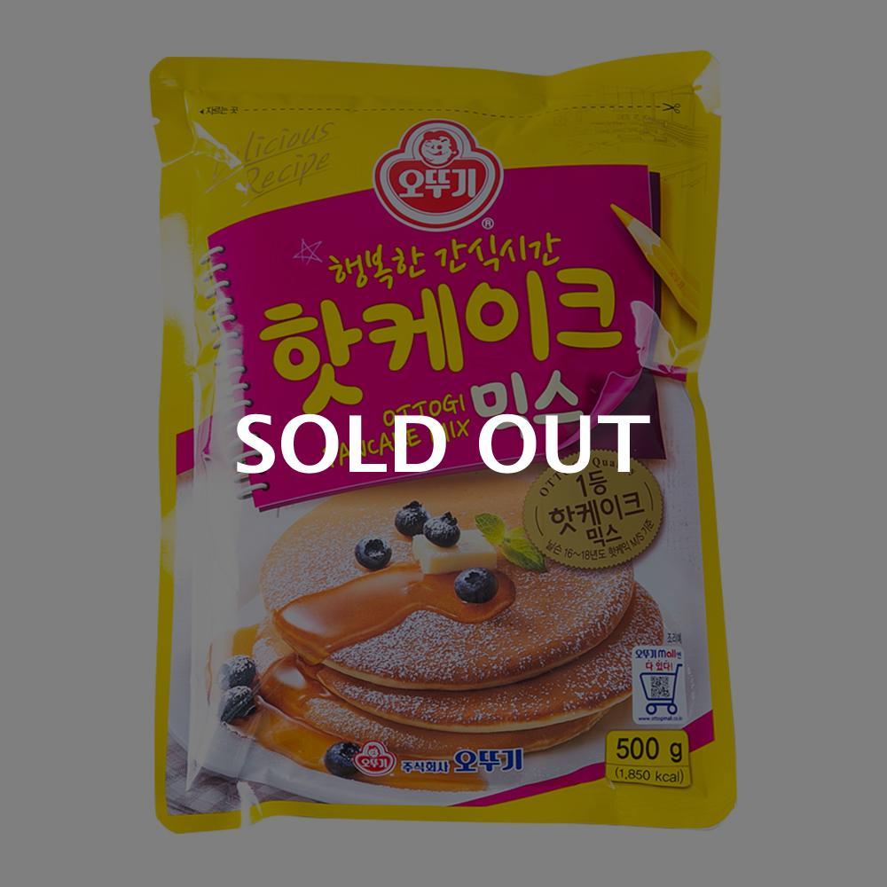 오뚜기 핫케이크가루500g이식사