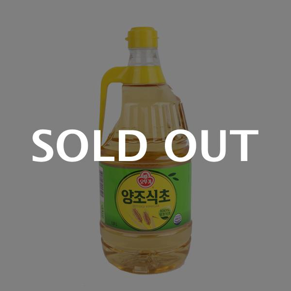 오뚜기 양조식초1.8L이식사