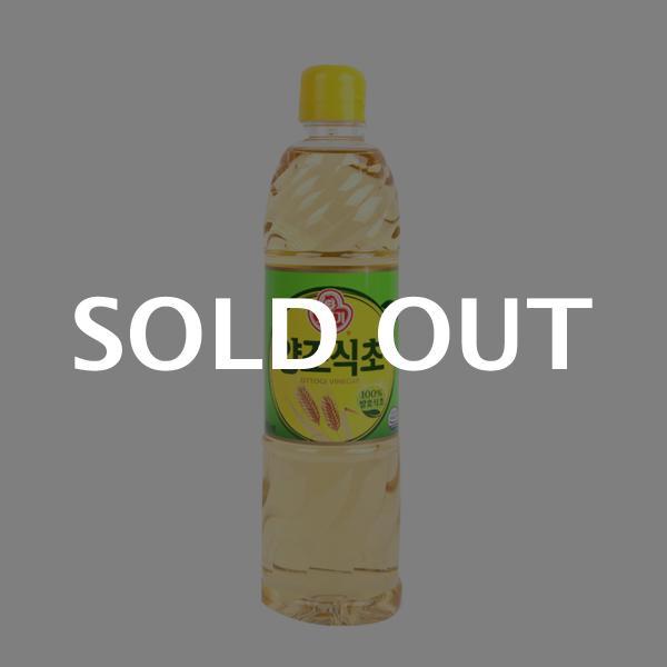 오뚜기 양조식초900ml이식사