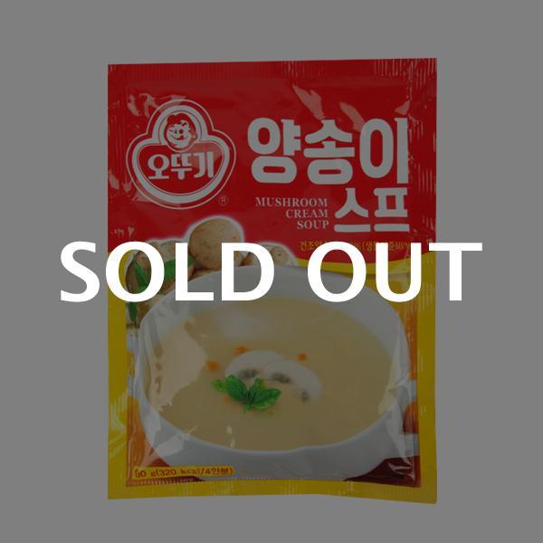 오뚜기 양송이스프80g이식사