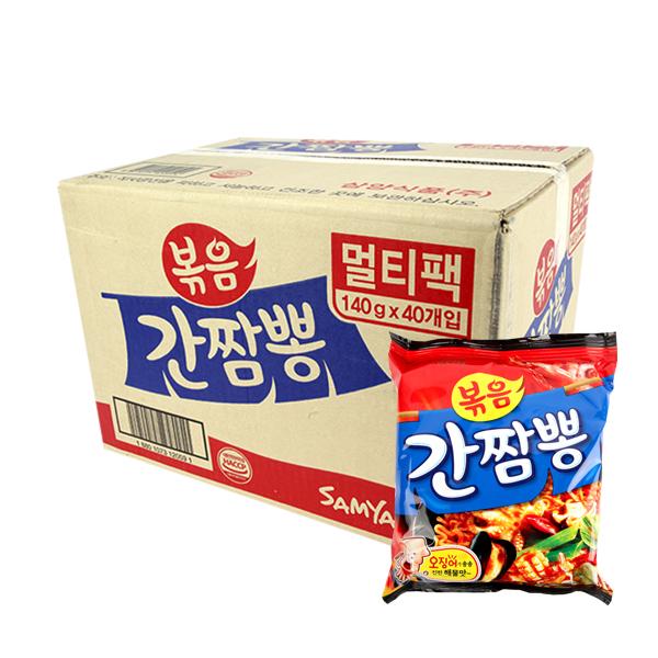 삼양 간짬뽕140g(40개)이식사