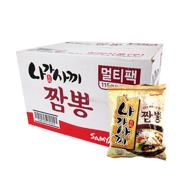 삼양 나가사끼115g(40개)이식사