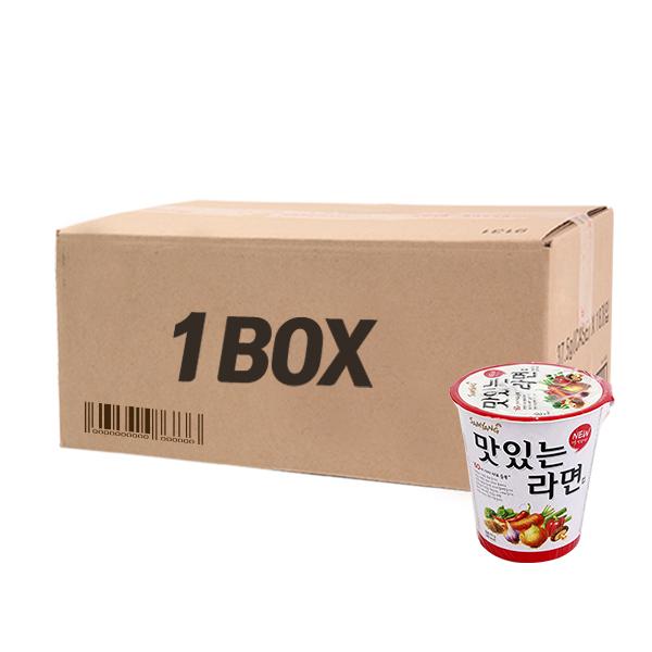 삼양 맛있는라면소컵65g(30개)이식사