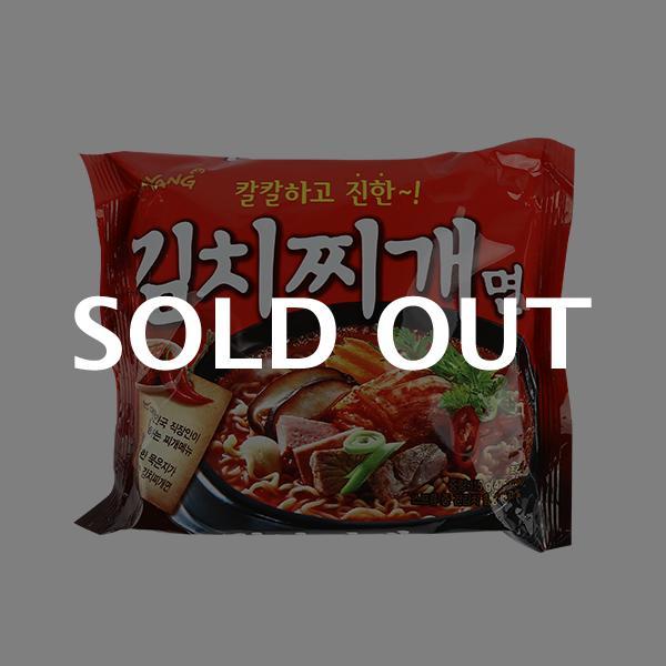 삼양 김치찌개면115g이식사