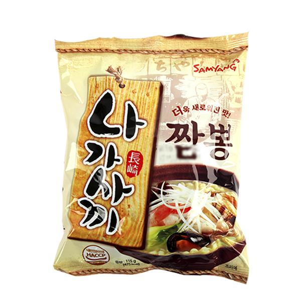 삼양 나가사끼115g이식사