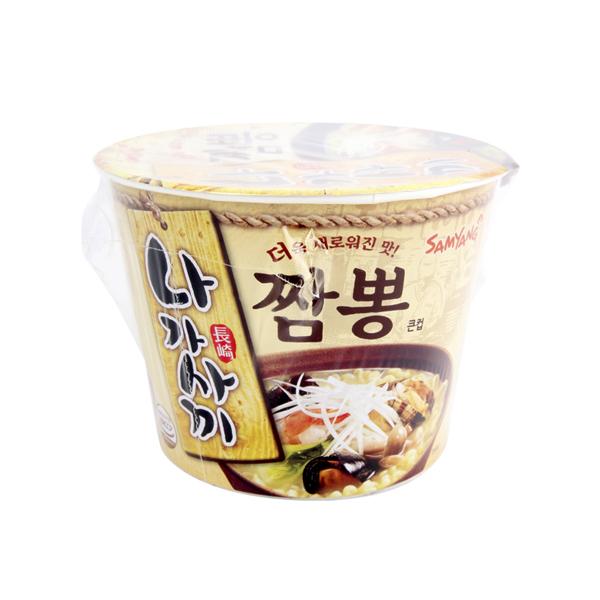 삼양 나가사끼큰컵105g이식사