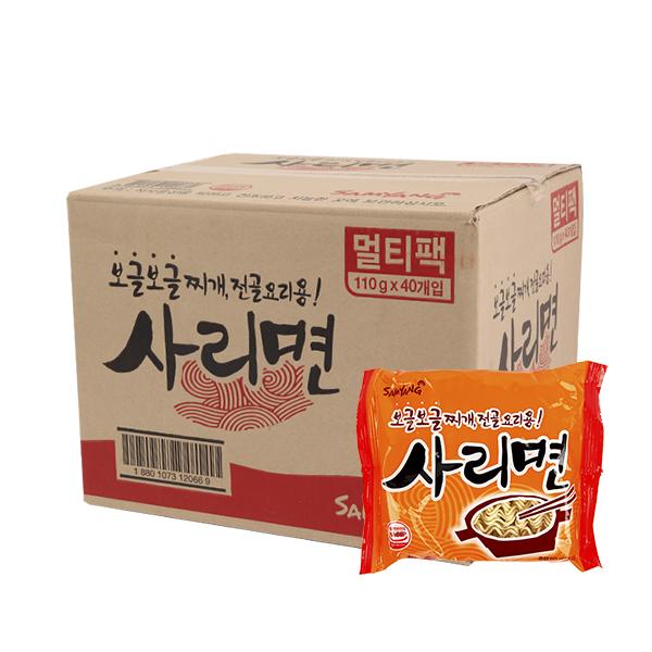 삼양 사리면 110g(40개)이식사