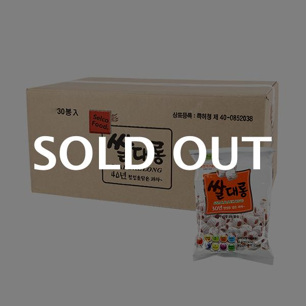 삼천리 쌀대롱65g(30개) (박스)이식사
